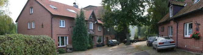 Pension in der Lüneburger Heide - Scharnebecks Mühle -